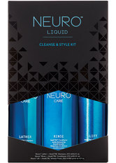 Aktion - Paul Mitchell Neuro Liquid Cleanse and Style Haarpflegeset