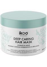 IKOO - ikoo Infusions Deep Caring Mask Hydrate & Shine 200 ml - CREMEMASKEN