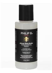 PHILIP B. - Philip B. African Shea Butter Shampoo 60 ml - SHAMPOO