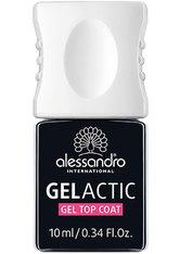 Alessandro Make-up Nagellack Gelactic Gel Top Coat 10 ml