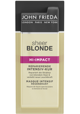 JOHN FRIEDA - John Frieda Sheer Blonde Hi-Impact Kur Sachets 25 ml - CONDITIONER & KUR