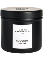 Urban Apothecary Luxury Iron Travel Candle Coconut Grove Kerze 175.0 g