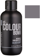 ID Hair Haarpflege Coloration Colour Bomb Nr. 911 Silver Grey 250 ml