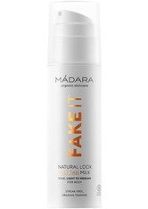 MADARA Fake It Natural Look Body Selbstbräunungsmilch  150 ml