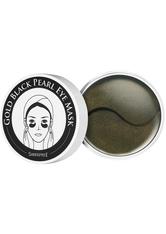 SHANGPREE - SHANGPREE Gold Black Pearl Eye Mask 84g - AUGENMASKEN