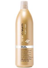 Inebrya Ice Cream Argan-Age Pro-Age Shampoo 1 Liter