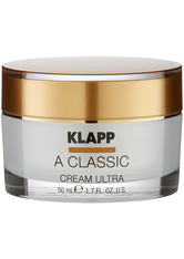 KLAPP - KLAPP A CLASSIC Cream Ultra -  50 ml - TAGESPFLEGE
