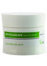 BIOSENCE - Biosence Pflege Gesichtspflege Revital-Feuchtigkeitsmaske 50 ml - TAGESPFLEGE
