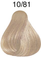 WELLA - Wella Color Touch Rich Naturals 10/81 hell-lichtblond perl 60 ml - HAARFARBE