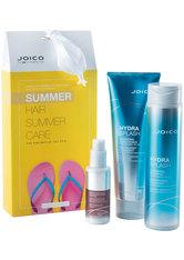 SENSCIENCE - Joico Produkte Hydrasplash Shampoo 300 ml +  Hydrasplash Conditioner 250 ml + Defy Damage Protective Shield 50 ml 1 Stk. Haarpflegeset 1.0 st - CONDITIONER & KUR