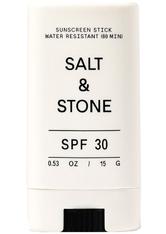 Salt & Stone Sonnenschutz SPF 30 Sunscreen Stick Sonnencreme 15.0 g