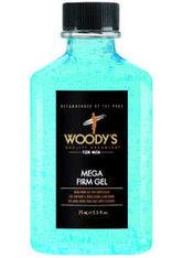 WOODY'S - Woody's Herrenpflege Styling Mega Firming Gel 75 ml - GEL & CREME