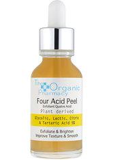 The Organic Pharmacy Pflege Gesichtspflege Four Acid Peel 5 % 30 ml