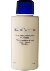 Beauté Pacifique Enriched Moisturizing Body Lotion Dry Skin / Flasche 200 ml Bodylotion