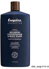 ESQUIRE - Esquire Grooming  3-in-1 Shampoo, Conditioner, Bodywash 89 ml - SHAMPOO