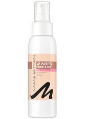Manhattan Insta Prime & Set Spray  Fixing Spray 100 ml Transparent