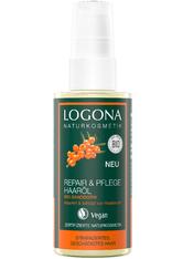 Logona Spülung Repair & Pflege Haaröl Bio-Sanddorn Haaröl 75.0 ml
