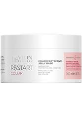 REVLON - Revlon Re/Start Protective Color Projective Jelly Mask 250 ml - Haarmasken