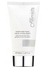 SKINCHEMISTS - SkinChemists Wrinkle Killer Hand, Nail & Cuticle Cream 50 ml - NAGELPFLEGE