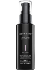 PAUL MITCHELL - Paul Mitchell Color Craft Liquid Color Concentrate Misty Violet Farbmaske  90 ml - HAARTÖNUNG