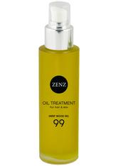 ZENZ Organic No.99 Oil Treatment Deep Wood 100 ml