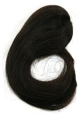 L'IMAGE Haarteil dunkel 20-25 cm