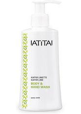 IATITAI Body & Hand Wash Kaffir Limette 250 ml