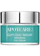 Apot.Care Glycolic Night Repairing Augencreme  15 ml