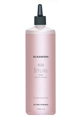 Elkaderm Ecco Styling Spray ultra strong non Aerosol 1000 ml