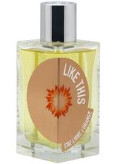 ETAT LIBRE D'ORANGE PARIS Like This Eau de Parfum  50 ml