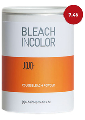 JOJO - JoJo Bleach in Color 7.46 copper red 150 g - HAARFARBE
