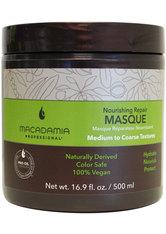 Macadamia Haarpflege Wash & Care Nourishing Moisture Masque 500 ml