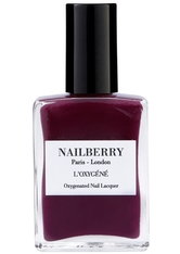 Nailberry Nägel Nagellack L'Oxygéné Oxygenated Nail Lacquer No Regrets 15 ml
