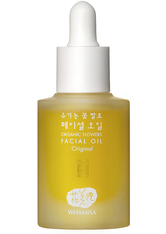 WHAMISA Produkte Organic Flowers Facial Oil 26ml Gesichtsoel 26.0 ml