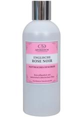 APOMANUM - Apomanum Duschgel Englische Rose Noir 250 ml - DUSCHEN & BADEN