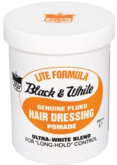 BLACK AND WHITE - Black & White Lite Formula Hair Dressing Pomade - POMADE & WACHS