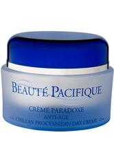 BEAUTÉ PACIFIQUE - Beauté Pacifique Gesichtspflege Tagespflege Crème Paradoxe Anti-Age Chilean Procyanidin Day Cream 50 ml - Tagespflege