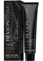REVLON - Revlon Revlonissimo Colorsmetique High Coverage 5,13 Hellbraun beige 60 ml - Haartönung