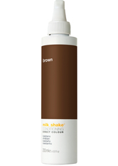Milk_Shake Haare Farben und Tönungen Conditioning Direct Color Braun 200 ml