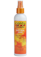 CANTU - Cantu Shea Butter for Natural Hair Coconut Oil Shine & Hold Mist 237ml - Haarserum