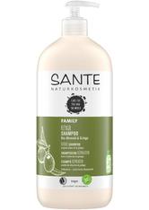 Sante Haarpflege Family Repair Shampoo - Olivenöl & Gingko 950ml Haarshampoo 950.0 ml
