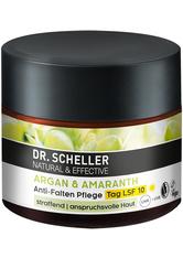Dr. Scheller Arganöl & Amaranth Arganöl & Amaranth - Tagespflege LSF10 50ml Gesichtscreme 50.0 ml