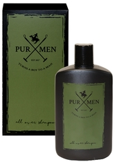 PUR MEN - PUR MEN All Over Hair & Body Shampoo 250 ml - SHAMPOO & CONDITIONER