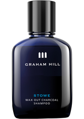 Graham Hill Pflege Cleansing & Vitalizing Stowe Wax Out Charcoal Shampoo 100 ml
