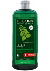 Logona Pflege Shampoo Bio-Brennessel Family Size 500 ml