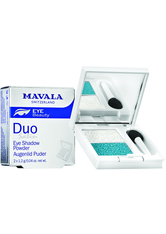 MAVALA - Mavala Lidschattenpuder Duo Aqua 10 g - Lidschatten