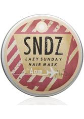 The A Club Produkte SNDZ Lazy Sunday Hair Mask Haarshampoo 250.0 ml