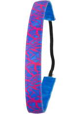 IVYBANDS - Ivybands Anti-Rutsch Haarband Neon Special Pink Blue / 1,6 cm breit - Haarbänder & Haargummis