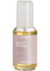 ALFAPARF MILANO Keratin Therapie The Oil 50 ml