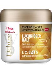 Wella Deluxe Mit Kostbaren Ölen Luxuriöser Halt Haarcreme 150 ml